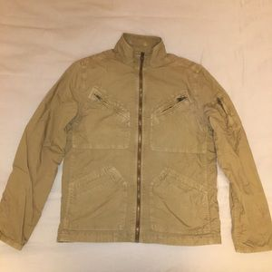 Lucky Brand Mens military jacket size S